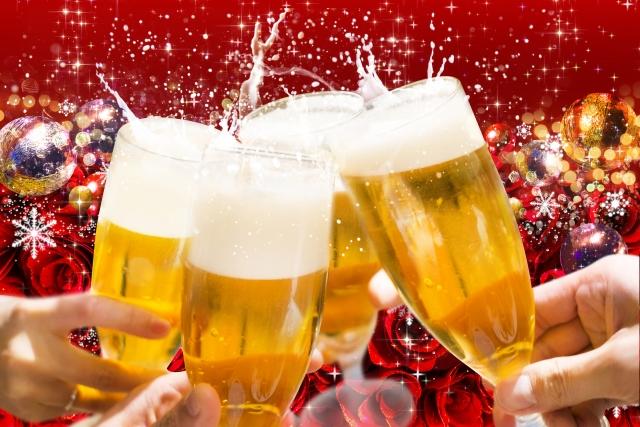 筋トレとアルコール