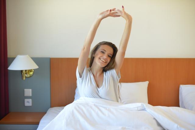 筋トレは睡眠の質を上げる!